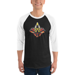 Master At Arms Logo Baseball Tee
