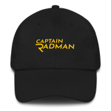 Captain Radman Dad Hat