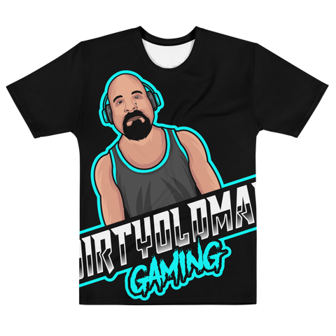 DirtyOldMan Gaming All Over Tee