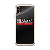 The Meta Logo iPhone Case