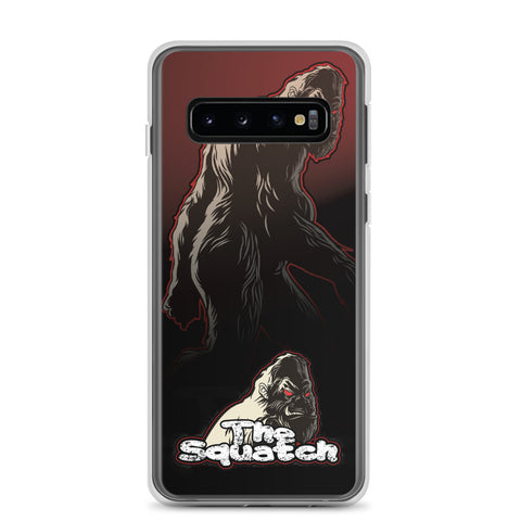The Squatch Samsung Case