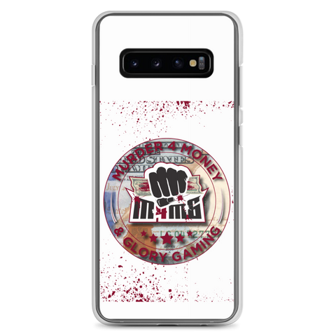 Murder 4 Money & Glory Gaming Samsung Case