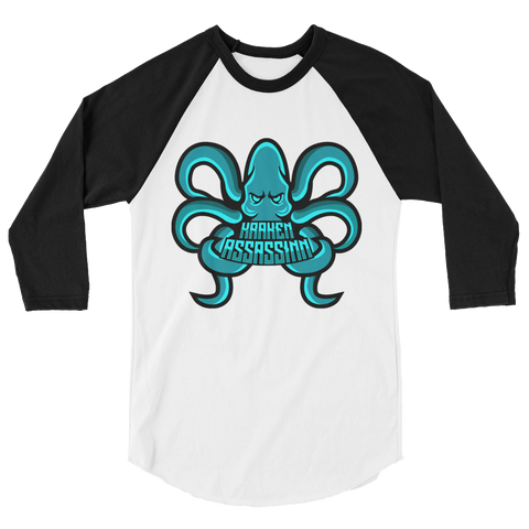 Kraken_Assassinn Baseball Tee