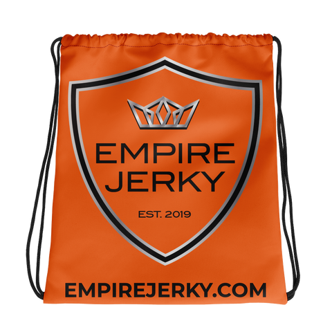 Empire Jerky Drawstring bag