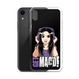 Melonie Mac Get Mac'd iPhone Case