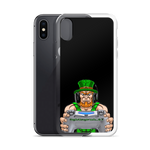 fightingirish_57 Logo iPhone Case