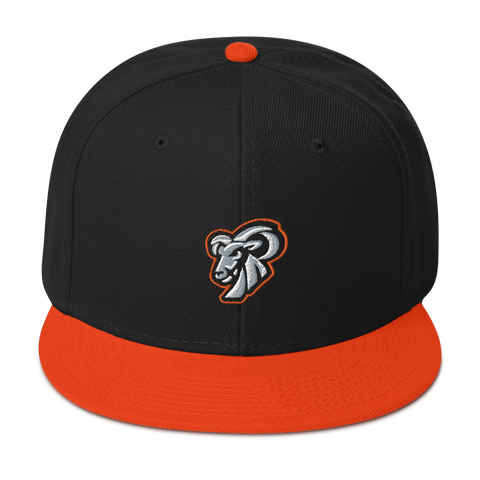 Goat Nightmare Gaming Logo Snapback