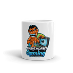 Angry Monkey Gaming Logo Mug