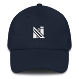 NoGi Whiteout Logo Dad Hat