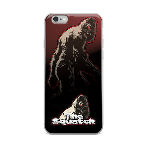The Squatch iPhone Case