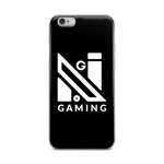 NoGi Whiteout Logo iPhone Case