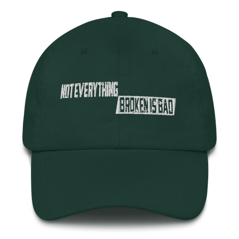 BrokenRice Dad hat