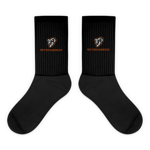 Goat Nightmare Gaming Logo Socks