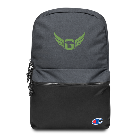 Guardian1 Embroidered Champion Backpack