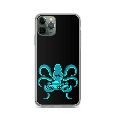 Kraken_Assassinn iPhone Case