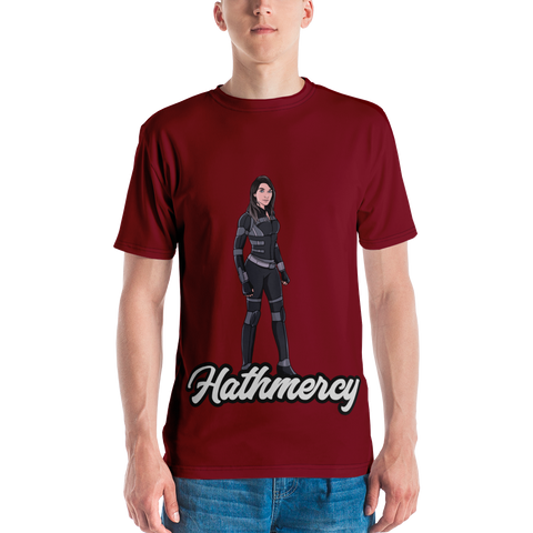 HathMercy All Over Tee