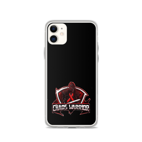 ChaosWarrior Gaming iPhone Case
