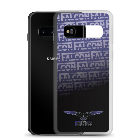 Captain Falcon Samsung Case