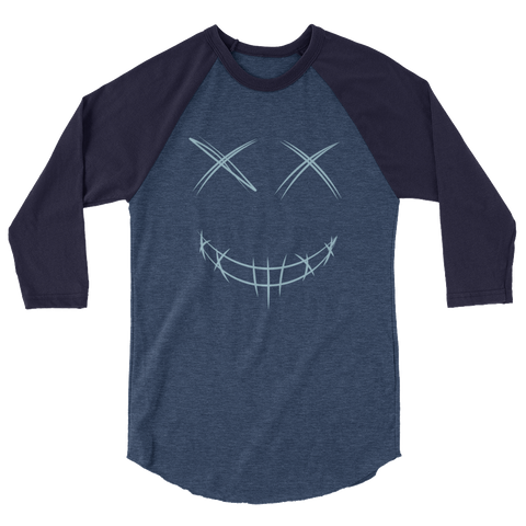 DaJoker Smile Only Baseball Tee