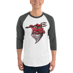 Devil's Lair Gaming Baseball Tee