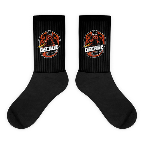 Decade Socks