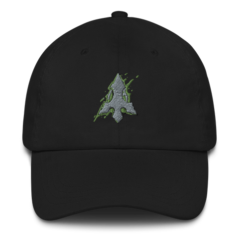 Green Arrow Gaming Dad hat