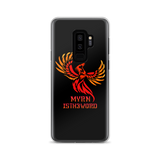MYRNISTH3WORD Logo Samsung Case