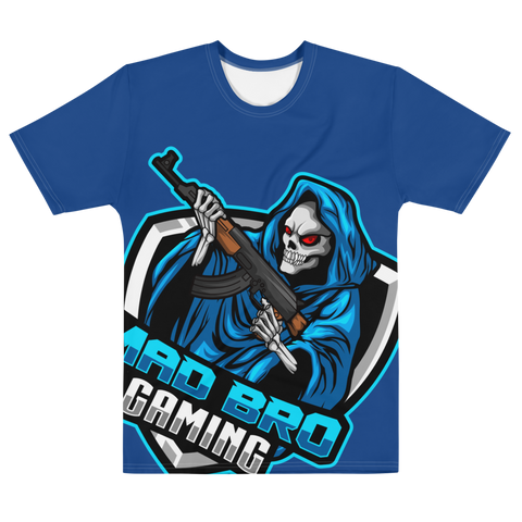 Mad Bro Gaming All Over Tee