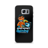 Angry Monkey Gaming Logo Samsung Case