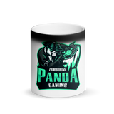 Tamborine Panda Gaming Logo Magic Mug