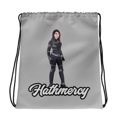 HathMercy Drawstring Bag