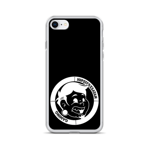 Hipster x Satan iPhone Case