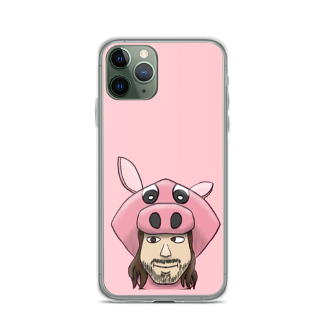 Leigh_mcnasty iPhone Case