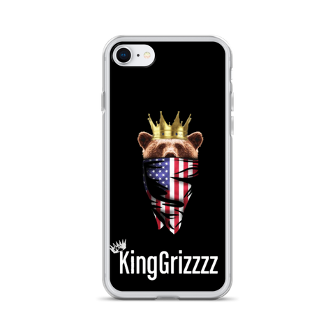 KingGrizzzz iPhone Case