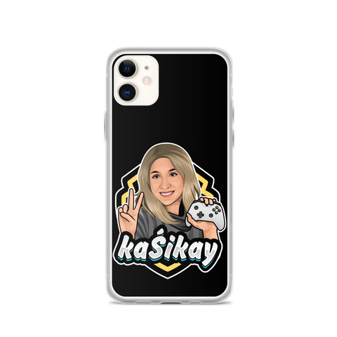 Kaśikay iPhone Case