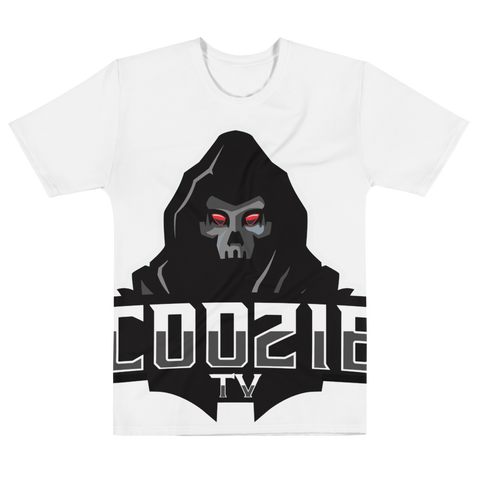 CoozieTV All Over Tee