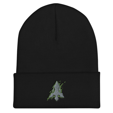 Green Arrow Gaming Beanie