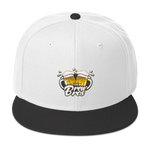 The Brew Bros Logo Snapback