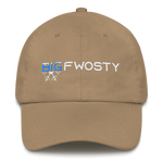 Big Fwosty Logo Dad Hat