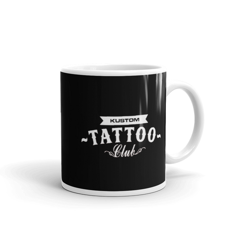 KUSTOM TATTOO CLUB Mug