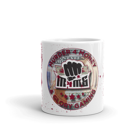 Murder 4 Money & Glory Gaming Mug