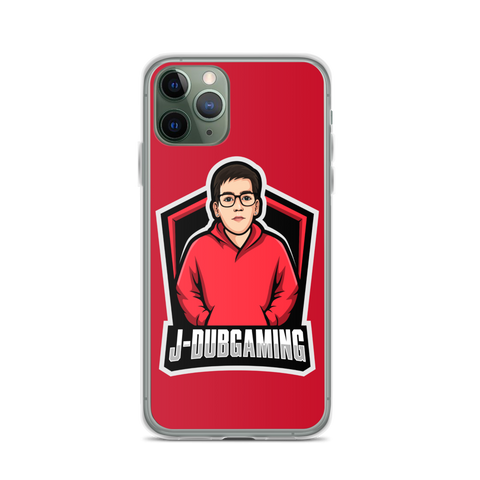 JDub Gaming iPhone Case