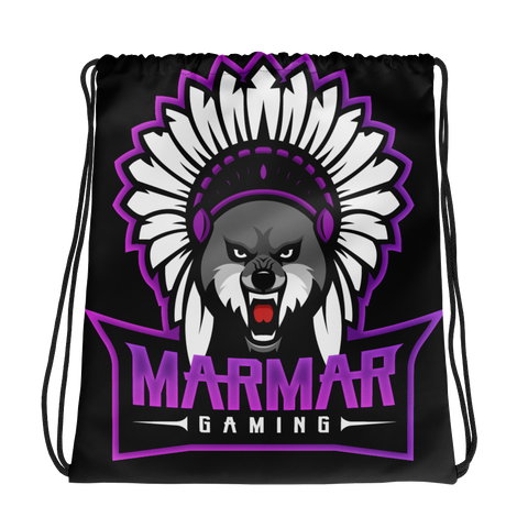 Marmar Gaming Drawstring bag
