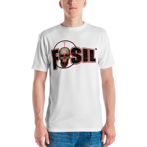 Fosil Gaming All Over Tee