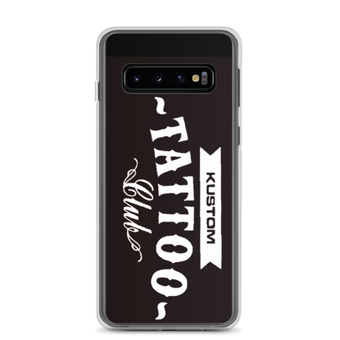 KUSTOM TATTOO CLUB Samsung Case