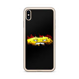 CheddarYikes Ripped iPhone Case