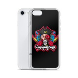 Captain Rage iPhone Case