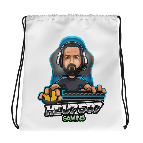 Kev7687 Gaming Drawstring bag