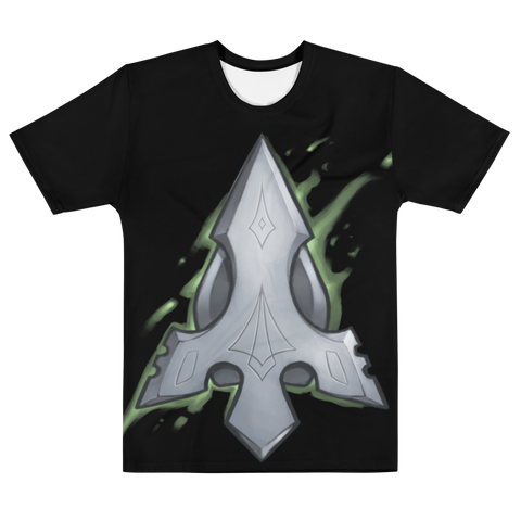 Green Arrow Gaming All Over Tee