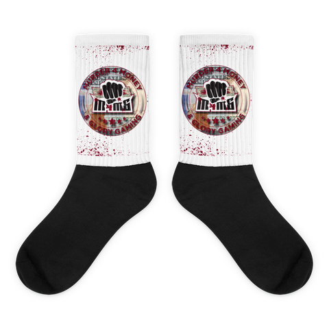 Murder 4 Money & Glory Gaming Socks